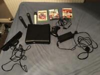Xbox 360 slim 250gb bundle