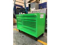 SNAP ON TOOL BOX BRAND NEW KRA 54 INCH MONSTER GREEN