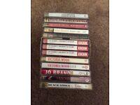 Talking books - Casette bundle (40 novels + 13 comedy)
