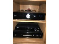 Carat a57 Mk2 amplifier , cd57 Mk2 CD player