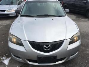 2008 Mazda 3 new price $2800