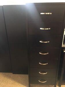 Tall,  7 drawer dresser