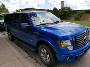2011 f150 ecoboost with warranty