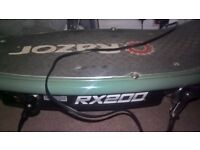 razor rx200 excellent condition not a scratch on it original charger open to reasonable offers