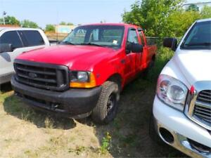 2001 Ford F-250 XL For Sale Edmonton