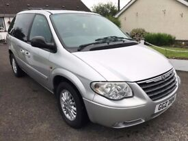 2006 Chrysler Voyager LX 2.8D Auto **7 Seater***Cards Accepted**