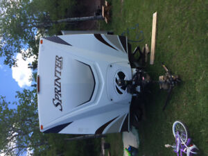 2014 keystone Sprinter widebody 316bik Travel Trailer