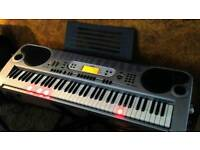 Casio keyboard lk73