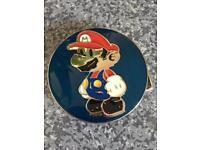 Nintendo Paper Mario Belt Buckle