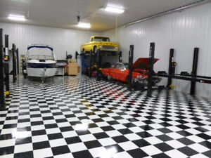 HEATED CAR/TRUCK STORAGE