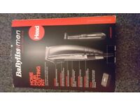 Babyliss For men Home Hair Cutting Kit.