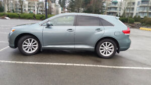 2009 Toyota Venza SUV, Crossover AWD