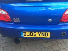 Subaru Impreza N/A wrx replica £2000 Ono