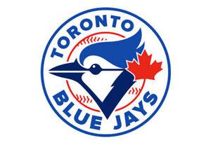 FRI AUG 25 - Blue Jays vs Twins - 4 SEATS 100 lvl