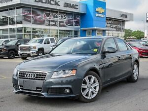 2009 Audi A4 2.0T, FWD, LEATHER, CLEAN CAR *AS IS*