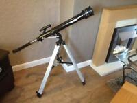 Sky watcher telescope.