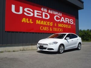 2013 Dodge Dart SXT 6 Speed