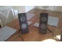 logitec pc speakers