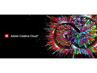 Adobe CC 2017 choose any 3 softwares (Photoshop, Premiere Pro, Illustrator etc) Windows/MAC