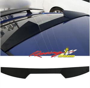 2016-2017 Honda CIVIC 2Dr V Style Roof Spoiler Unpainted Black
