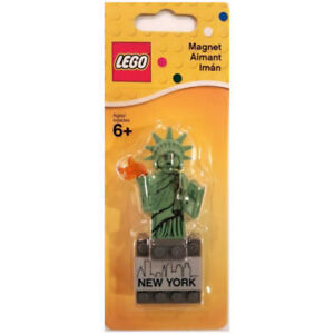 Lego 853600:Statue of Liberty Minifig/Magnet(NEW, NY Exclusive!)