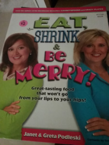 Eat, Shrink, and be Merry
