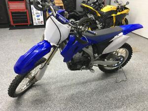 2009 Yamaha YZ450F
