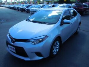 2014 TOYOTA COROLLA CE- HEATED FRONT SEATS, SPEED CONTROL, REAR