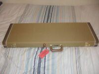 Fender Deluxe Tweed Hard Case-NEW