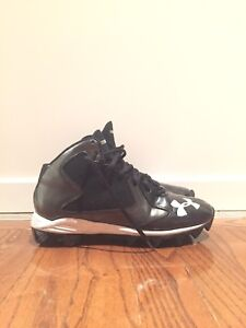 Under Armour football cleats size 5.5