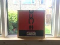 Django Unchained Soundtrack Vinyl 2xLP