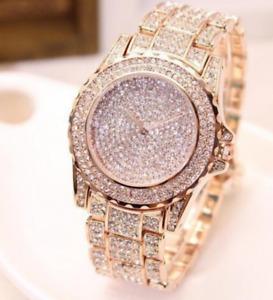Brans new gemstone watch