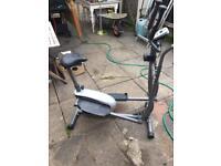 E Strider exercise bike