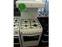 NEW WORLD 55CM GAS HIGH LEVEL COOKER IN WHITE ☆BRANDNEW☆