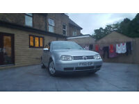 Volkswagen Golf 1.9 GT TDI 130 SPORT ONLY 2 PREVIOUS OWNERS