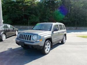 2013 JEEP PATRIOT SPORT 4WD! FINANCING AVAILABLE!! APPLY TODAY!!