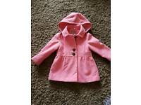 Girls next coat aged 3-4 years