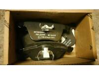 Ford focus st mk 2 new front motorcraft brake pads