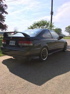 98 Honda Civic SI