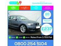 20013 BMW 118d Msport good / bad car finance / credit from £237 per month