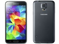 Sim Free Samsung Galaxy S5 Black 16GB