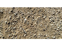 SAND GRAVEL MIX FOR CONCRETING