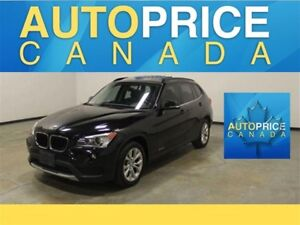 2014 BMW X1 xDrive28i NAVI|EXECUTIVE|TECH AND PREMIUM PKG