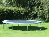 14 ft German Engineered Trampoline