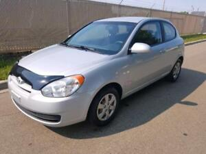 2009 Hyundai Accent GS ONE OWNER, NO ACCODENTS ONLY 96770KM
