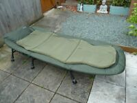 CHUB BEDCHAIR,EXCELLENT CONDITION,HARDLY USED,WITH MATTRESS