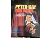 Peter Kay - The Book - hardback - new