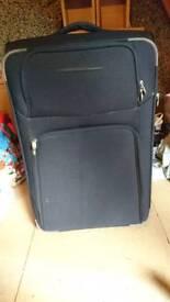 Extra large suitcase