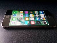 iPhone 5S 16GB Space Grey Vodafone Network Great Condition