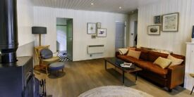 Cozy cabin for 5 at Crieff hydro - September 17
